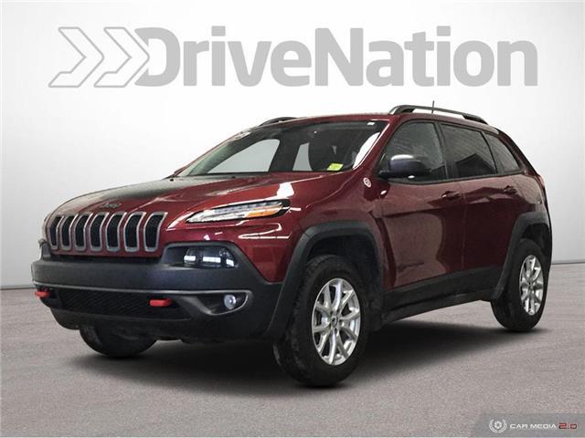 2016 Jeep Cherokee Trailhawk (Stk: B2239) in Prince Albert - Image 1 of 25