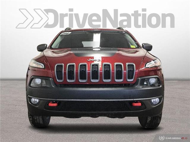 2016 Jeep Cherokee Trailhawk (Stk: B2239) in Prince Albert - Image 2 of 25