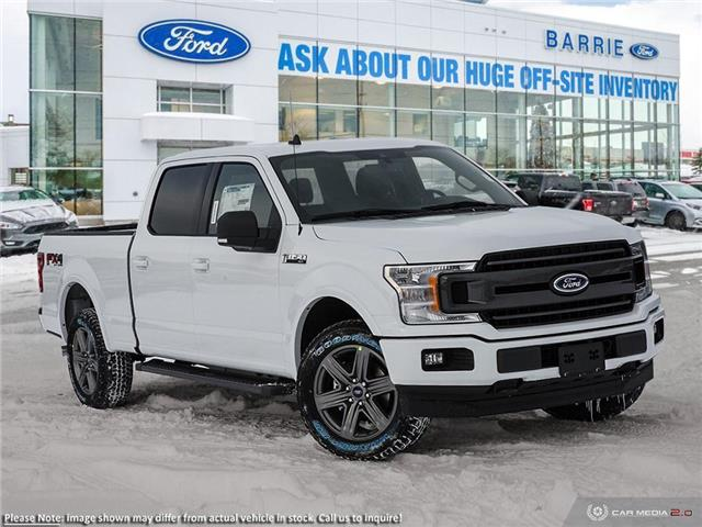 2020 Ford F-150 XLT (Stk: U0263) in Barrie - Image 1 of 26