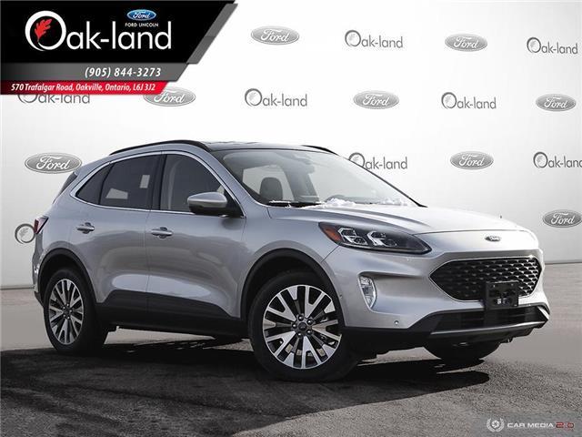 2020 Ford Escape Titanium (Stk: 0T068) in Oakville - Image 1 of 27