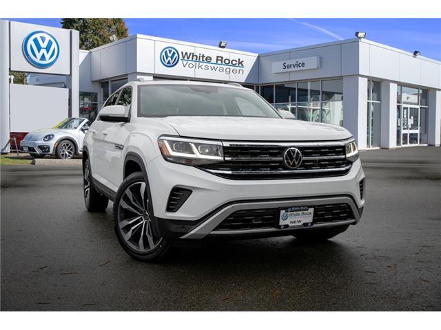 2020 Volkswagen Atlas Cross Sport 2.0 TSI Comfortline (Stk: LA202290) in Vancouver - Image 1 of 22