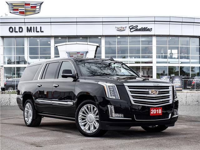 2018 Cadillac Escalade ESV Platinum (Stk: 137511U) in Toronto - Image 1 of 22