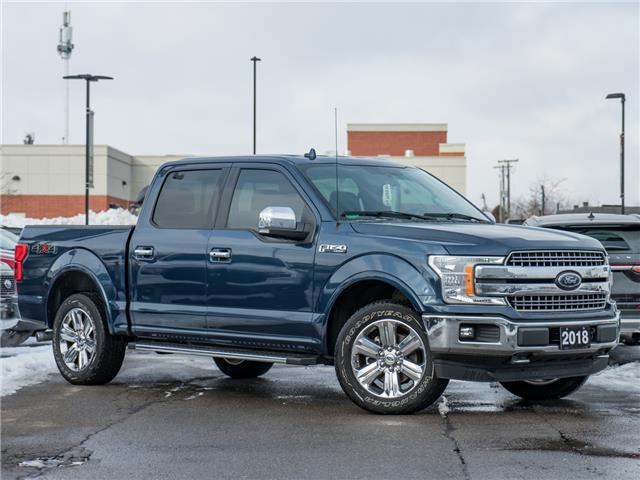 2018 Ford F-150 Lariat (Stk: A90819) in Hamilton - Image 1 of 26