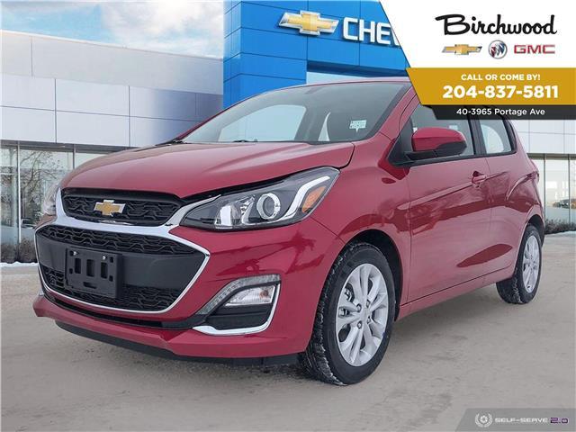 2020 Chevrolet Spark 1LT CVT (Stk: G20138) in Winnipeg - Image 1 of 27