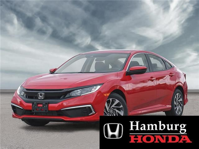 2020 Honda Civic EX (Stk: N5536) in Niagara Falls - Image 1 of 23