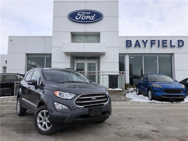 2020 Ford EcoSport SE (Stk: ET20050) in Barrie - Image 1 of 16
