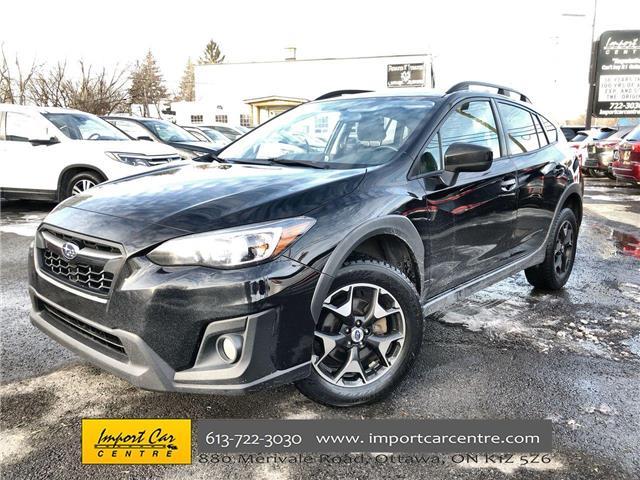 2018 Subaru Crosstrek Touring (Stk: 202721) in Ottawa - Image 1 of 23
