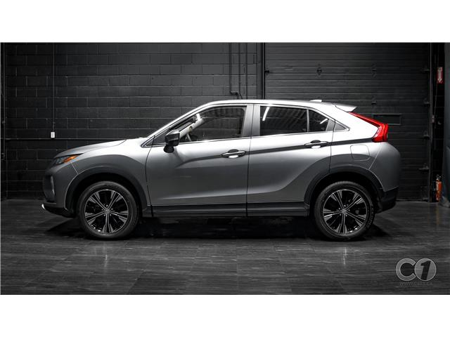 2019 Mitsubishi Eclipse Cross ES JA4AT3AA0KZ604824 CF20-12 in Kingston