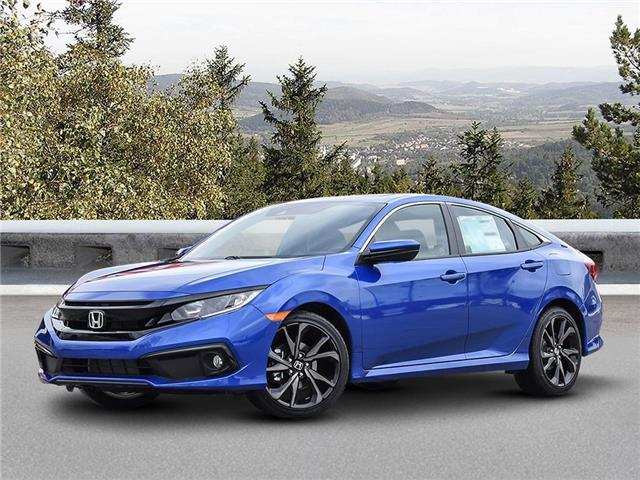 2020 Honda Civic Sport (Stk: 20255) in Milton - Image 1 of 23