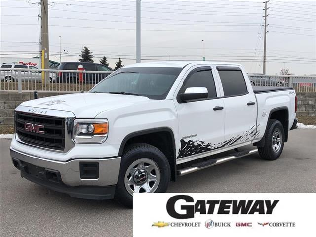 2014 GMC Sierra 1500 SLE,4X4,CREW CAB,TUBE STEPS,LOCAL TRADE IN (Stk: 183744A) in BRAMPTON - Image 1 of 12