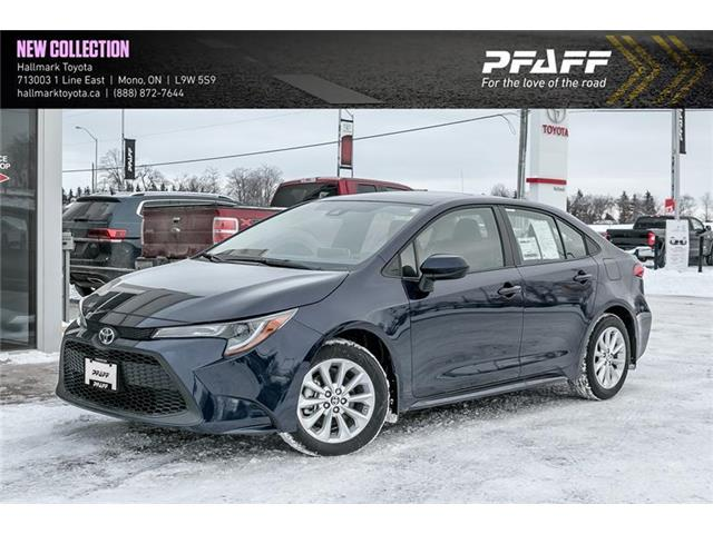 2020 Toyota Corolla 4-door Sedan LE CVT (Stk: H20070) in Orangeville - Image 1 of 22