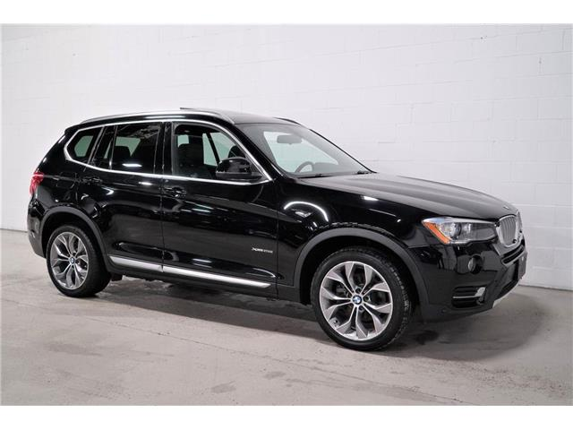 2016 BMW X3 xDrive28i (Stk: D74657) in Vaughan - Image 1 of 30