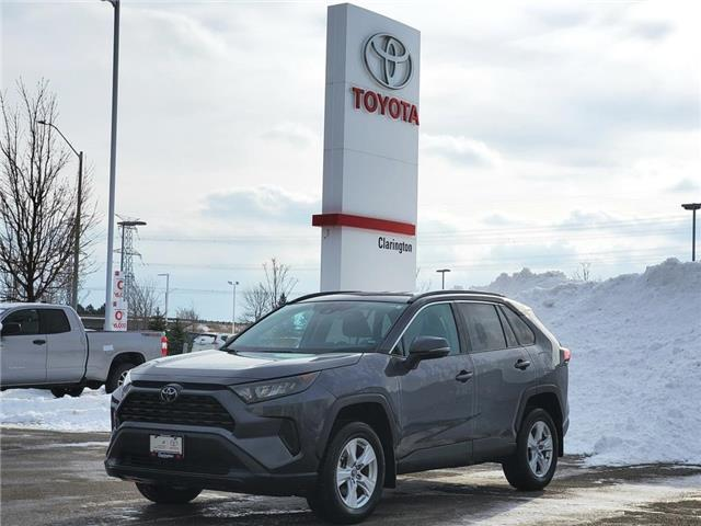 2019 Toyota RAV4 LE (Stk: P2404) in Bowmanville - Image 1 of 27