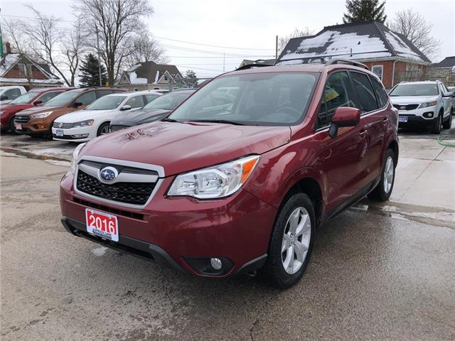 2016 Subaru Forester i Touring (Stk: 51131) in Belmont - Image 1 of 17