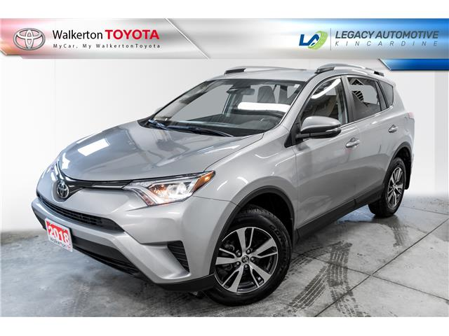 2018 Toyota RAV4 LE (Stk: P8215) in Walkerton - Image 1 of 15