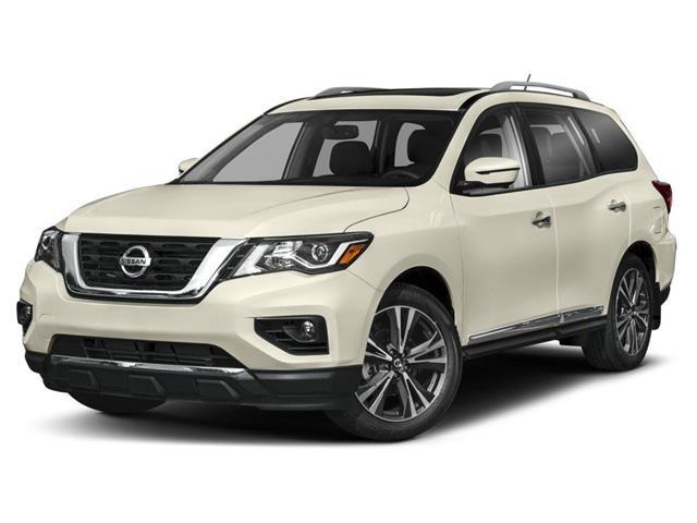 2020 Nissan Pathfinder Platinum (Stk: 520175) in Toronto - Image 1 of 9