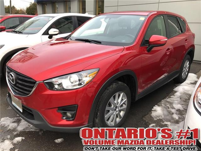 2016 Mazda CX-5 GS (Stk: P2580) in Toronto - Image 1 of 21