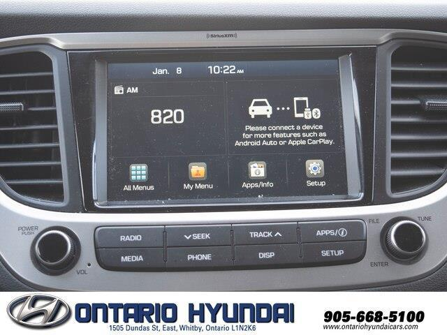 2019 Hyundai Accent Preferred (Stk: 45110K) in Whitby - Image 2 of 18