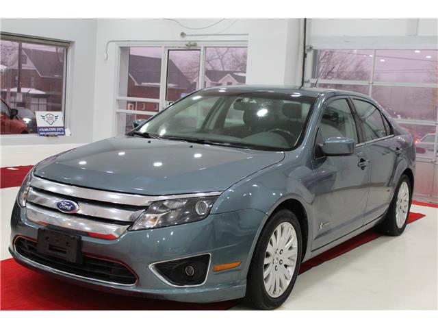 2012 Ford Fusion Hybrid Base (Stk: 264034) in Richmond Hill - Image 1 of 19
