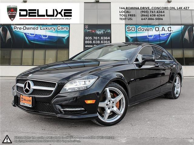 2012 Mercedes-Benz CLS-Class Base WDDLJ9BB2CA050853 D0692 in Concord