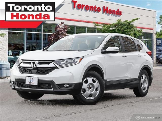 2019 Honda CR-V EX (Stk: H39938L) in Toronto - Image 1 of 27