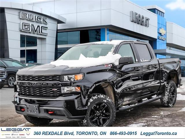 2020 Chevrolet Silverado 1500 Silverado Custom Trail Boss (Stk: 198506) in Etobicoke - Image 1 of 19