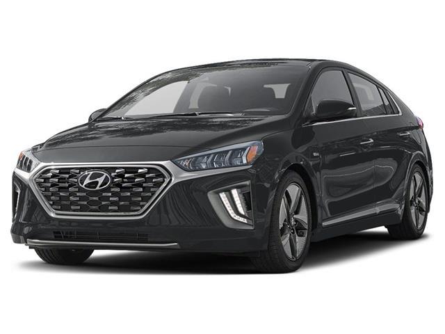 2020 Hyundai Ioniq Hybrid SEL (Stk: 185845) in Whitby - Image 1 of 2