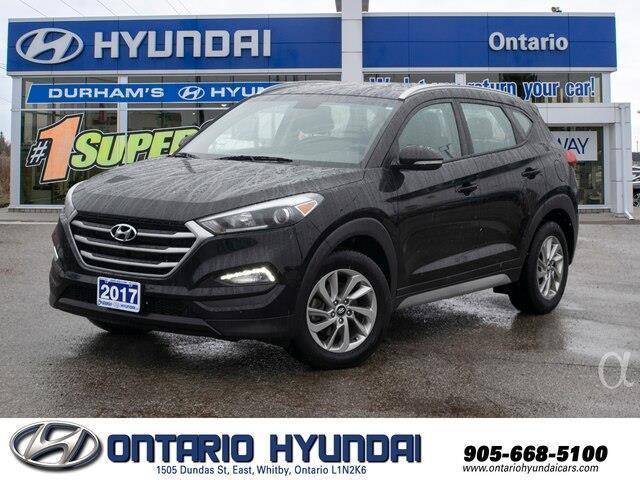 2018 Hyundai Tucson  (Stk: 19265K) in Whitby - Image 1 of 18