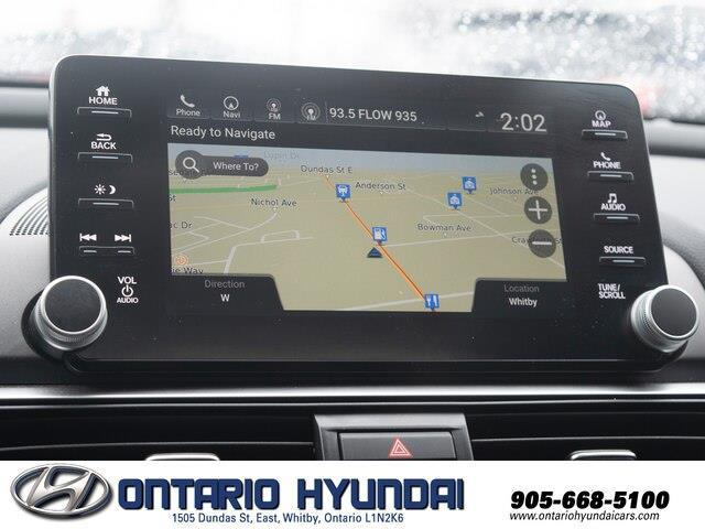 2019 Honda Accord Touring 1.5T (Stk: 01254K) in Whitby - Image 2 of 19