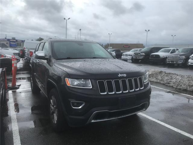 2016 Jeep Grand Cherokee Limited (Stk: L166921A) in Surrey - Image 1 of 1