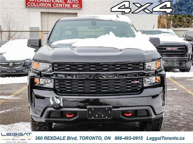 2020 Chevrolet Silverado 1500 Silverado Custom Trail Boss (Stk: 198506) in Etobicoke - Image 2 of 19