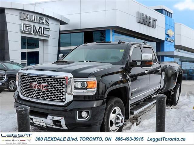 2016 GMC Sierra 3500HD Denali (Stk: 137837A) in Etobicoke - Image 1 of 29