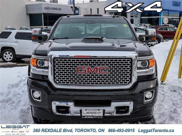 2016 GMC Sierra 3500HD Denali (Stk: 137837A) in Etobicoke - Image 2 of 29