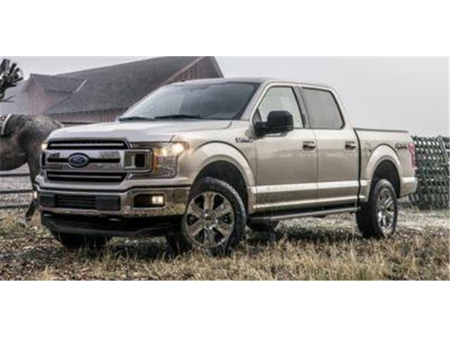 2020 Ford F-150 XLT (Stk: T0100) in St. Thomas - Image 1 of 1