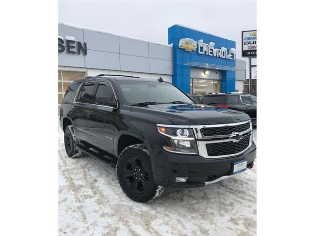 2017 Chevrolet Tahoe LT (Stk: A19442) in Sioux Lookout - Image 1 of 7