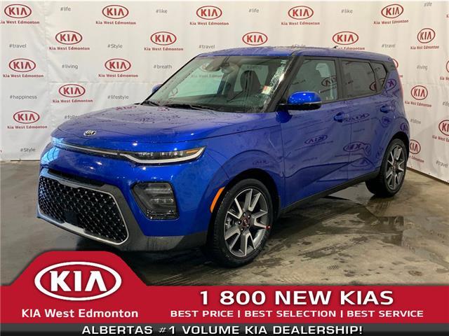 2020 Kia Soul EX Limited (Stk: 22151) in Edmonton - Image 1 of 26