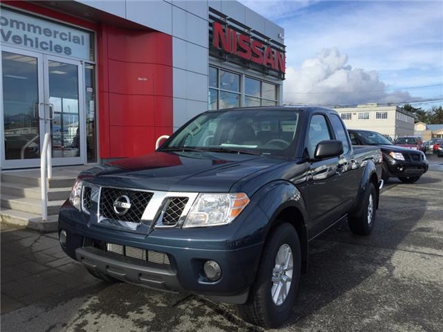 2019 Nissan Frontier SV (Stk: N99-7035) in Chilliwack - Image 1 of 1