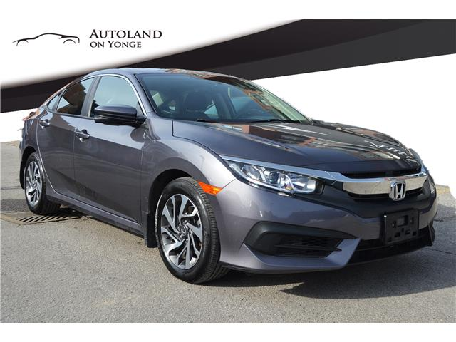 2016 Honda Civic EX (Stk: N131A) in Thornhill - Image 1 of 27