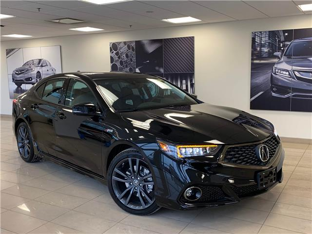 2020 acura tlx tech a-spec w/red leather for sale in