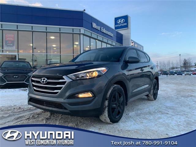 2018 Hyundai Tucson Base 2.0L (Stk: X293TA) in Edmonton - Image 1 of 21