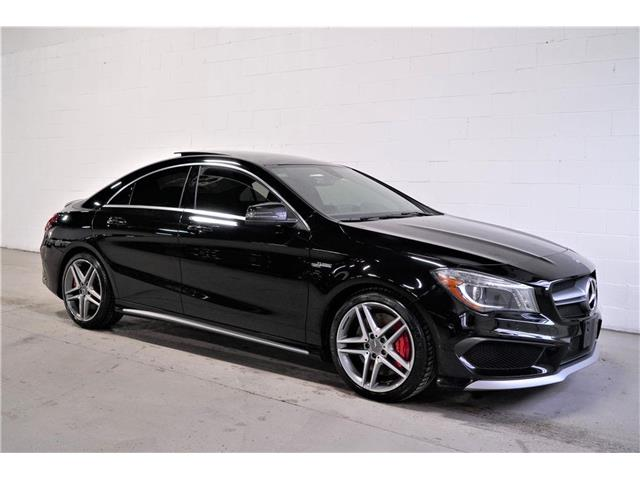2016 Mercedes-Benz AMG CLA Base (Stk: 290743) in Vaughan - Image 1 of 30
