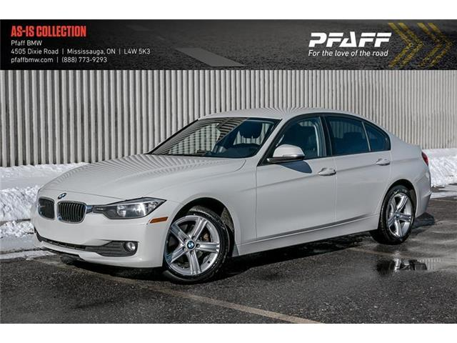 2015 BMW 320i xDrive (Stk: U5842) in Mississauga - Image 1 of 22