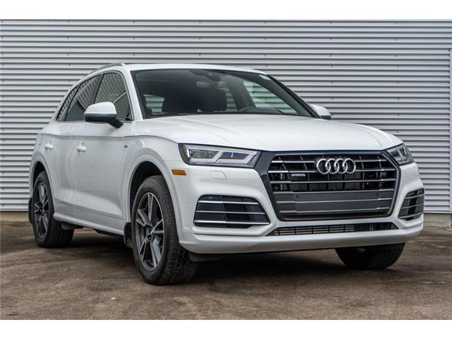 2020 Audi Q5 e 55 Progressiv (Stk: N5518) in Calgary - Image 1 of 15