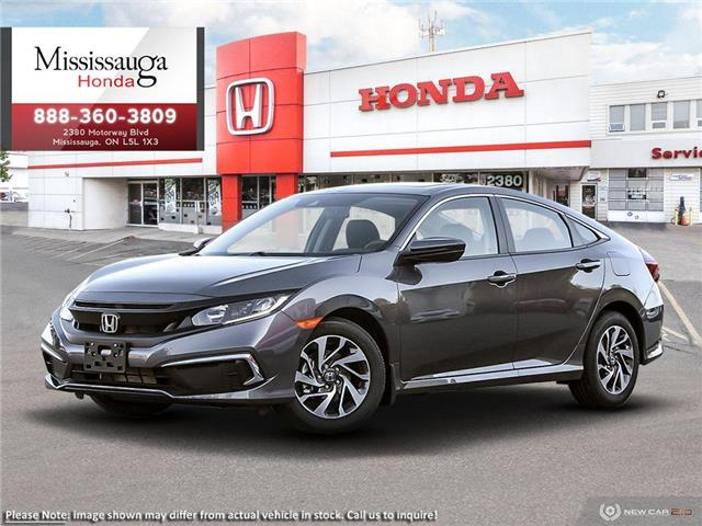 2020 Honda Civic EX (Stk: 327707) in Mississauga - Image 1 of 23
