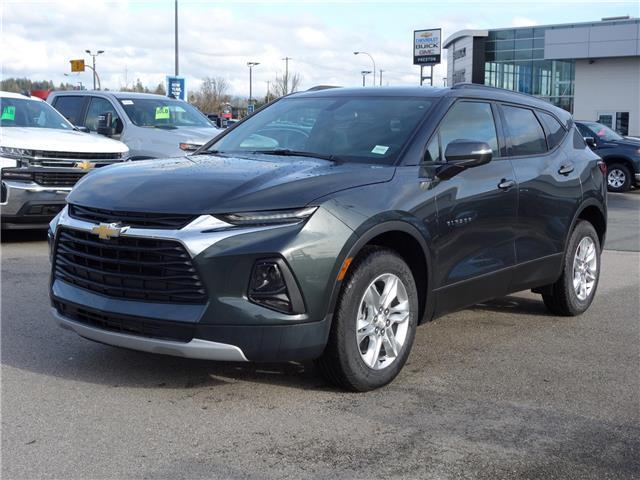 2020 Chevrolet Blazer LT (Stk: 0202610) in Langley City - Image 1 of 6