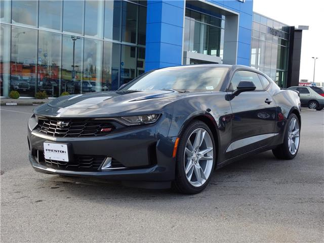 2020 Chevrolet Camaro 2LT (Stk: 0202860) in Langley City - Image 1 of 6