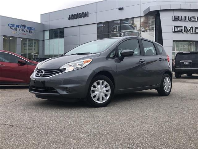 2016 Nissan Versa Note  (Stk: U412141) in Mississauga - Image 1 of 16