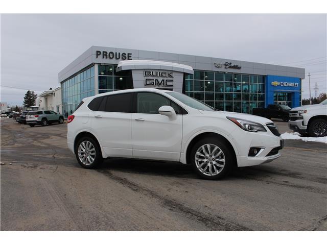2019 Buick Envision Premium II (Stk: 2020-19) in Sault Ste. Marie - Image 1 of 1