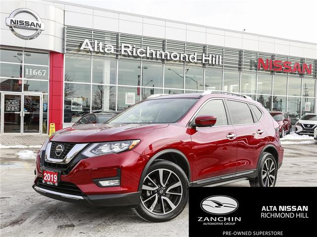 2019 Nissan Rogue SL (Stk: RY19R174) in Richmond Hill - Image 1 of 28