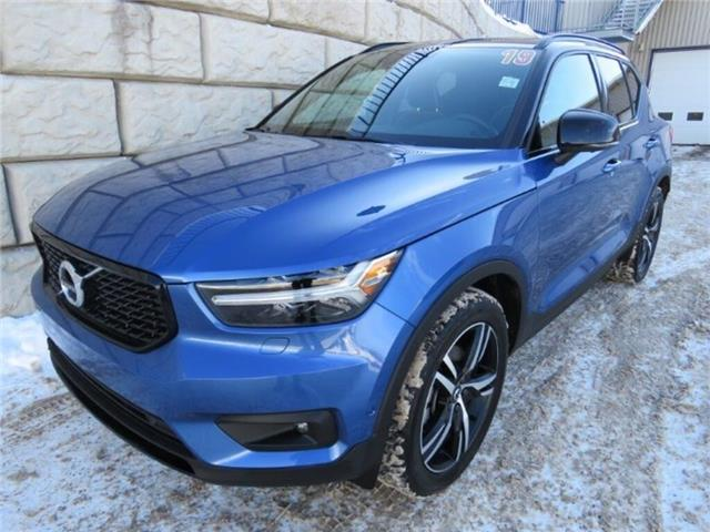 2019 Volvo XC40  (Stk: D00480P) in Fredericton - Image 1 of 22